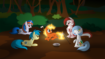 My Little Browsers by ParallaxMLP