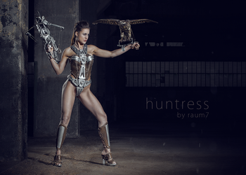 Huntress by Polilux
