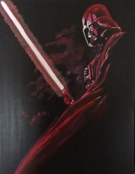 Darth by SmashArtistry