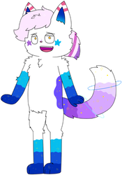 Tried Making A Space Dog by randomnerd12