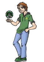 Vinny of Vinesauce by Qrn103