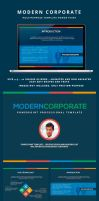 Preview Power Point Modern Corporate by artgh