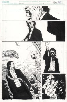 Artifacts - Issue 2 Page 6 by MichaelBroussard