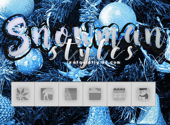 +Christmas Styles by ISatQuietly