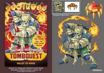 Tombquest 3: Valley of Kings (Bumbling Mummy) by Nidaram
