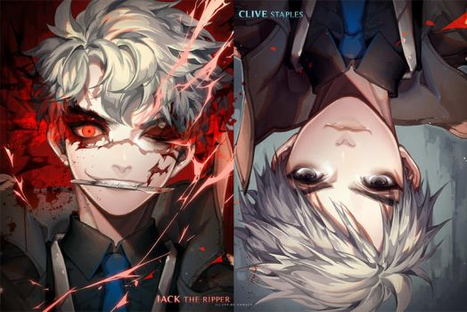 Jack The Ripper by kawacy