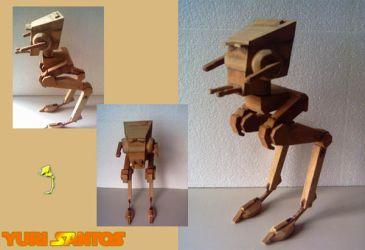 AT-ST by Kratos-YMVS