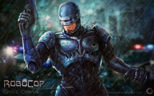 RoboCop Fan Art by DanteCyberMan