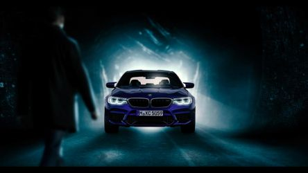 BMW M5 F90 - At the end of the Way. by Active-Design