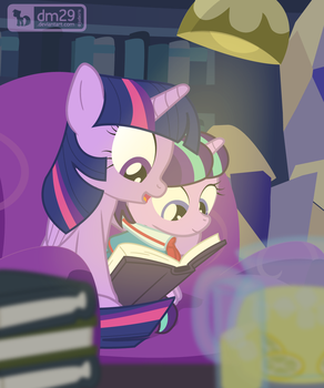 Starlight Storytime by dm29