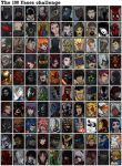 The 100 Faces Challenges by theEyZmaster by BrokenNoah
