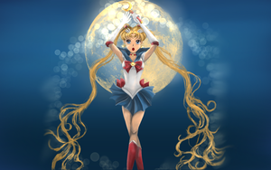 Sailor Moon Crystal tribute :) by thegeeklady