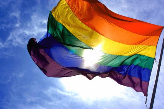 Rainbow Flag by WikipedianMarlith