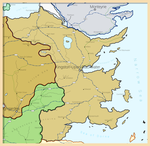 Map of the United Kingdom of Westeros [Modern GoT] by Maonsie