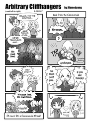 Ood Comic by alamedyang
