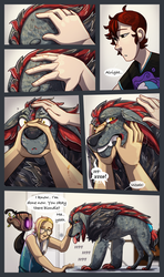 Trick of the Night: Page 254 by flyteck