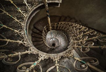 Spiral Two by AbandonedZone