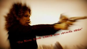 I'm River song by Ladygravite