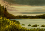 By the Lake by MarianthiZ