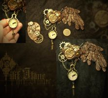Brooche Steampunk by LilifIlane