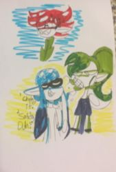 Squids and Kids by Izzy2007