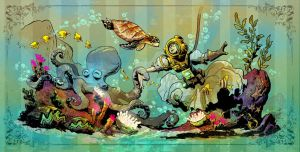 walkies for victoria by BrianKesinger