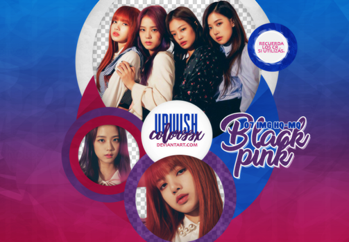 BLACKPINK PNG PACK #9 by UpWishColorssx