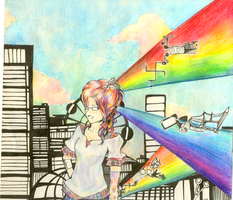 Rainbow Thesis by Pennciel