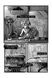 Poj Preview, pg 1 by Gothology