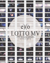 EXO - LOTTO MV SCREENCAPTURES by EXOEDITIONS
