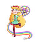 Star Butterfly by Amgneth