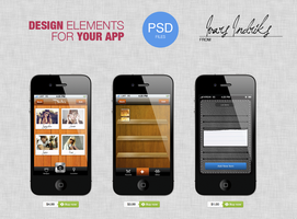 iPhone design elements for developers by Indriks