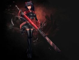 RWBY - Rules of Nature by anonamos701