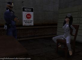 Prisoner Interrogation by EnglishDamsel