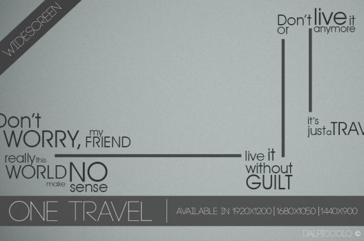 One Travel by dalpiccolo