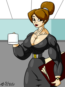 Boss Lady by ArchangelDreadnought