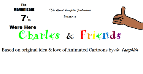 Charles and Friends Poster promo by ToonKing777