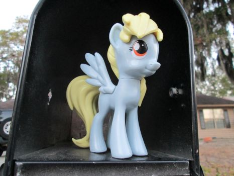 Who is that pony in the mailbox? by candyponi