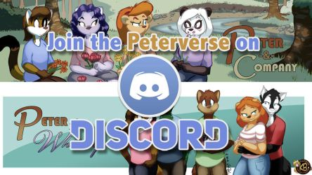 Join the Peterverse on Discord by PeterAndCompany