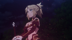 Mordred powered down by Fu-reiji