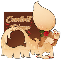 Brites! Auction || Candlelit Dinner [CLOSED] by b4dly-dr4wn