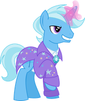 The Great And Powerful Trixter by Itoruna-The-Platypus