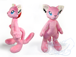 Anthro Plush Pattern AVAILABLE by FeatherStitched