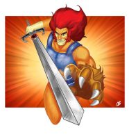 Lion-O, Lord of the Thundercats by BigChrisGallery