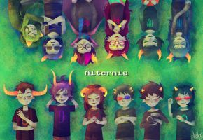 Alternia by Yobot
