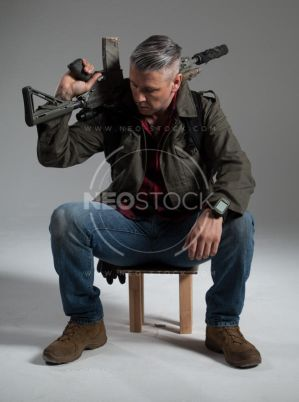 Richie Post Apocalyptic 114 - Stock Photography by NeoStockz
