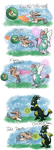 PKMNation - Training all together! Payment by CopiaNinjaKakashi
