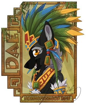 Dae Badge Commission by iPhysik