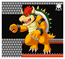 Bowser 2015 by Meteor-05