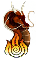 The Original Fire Bender by Znapple